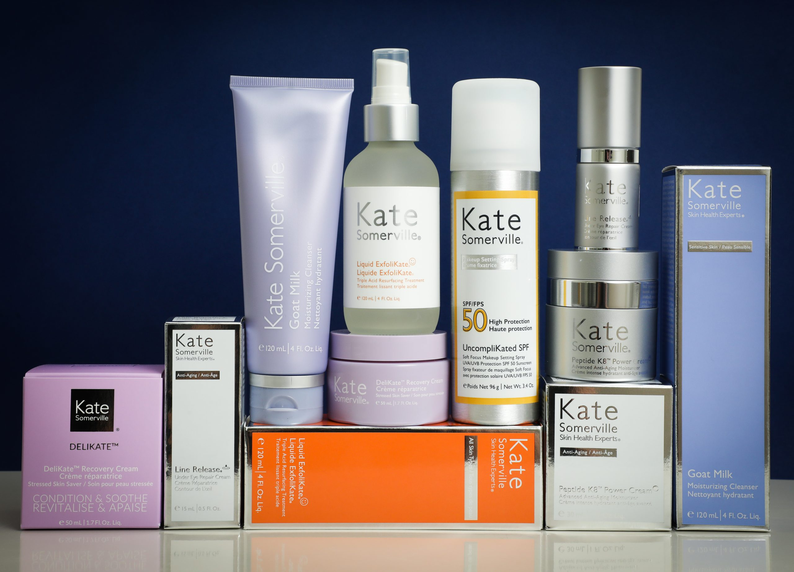 AD   My Kate Somerville Favourites